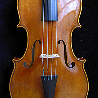 Barockviolin